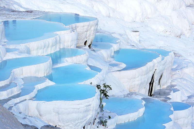 Unbelievable Places Pamukkale Turkey