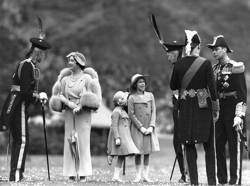 Royal Archers Vintage Pictures