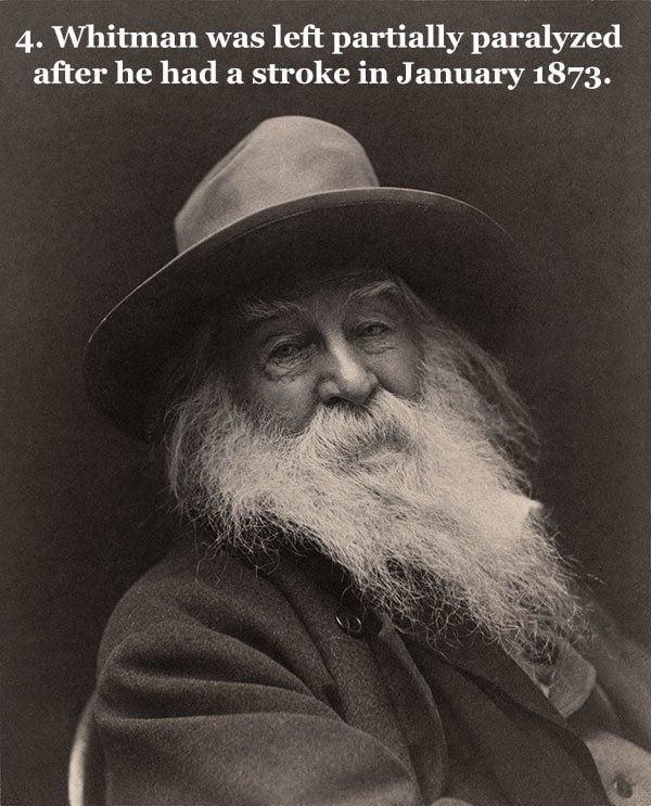 Great Poet Whitman