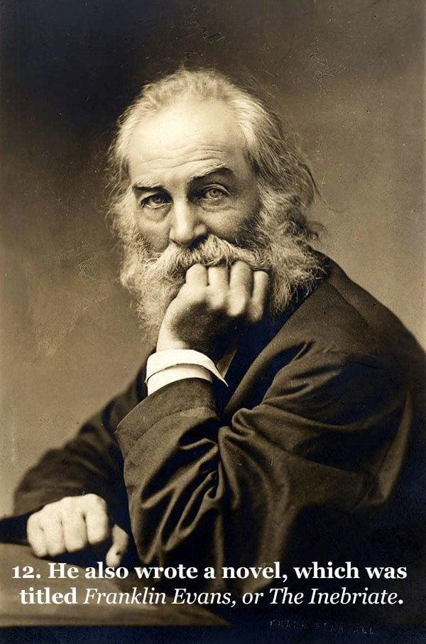 Portrait of Whitman