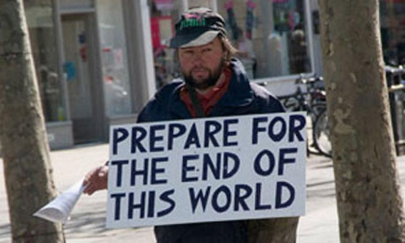 Failed Doomsday Prophecies