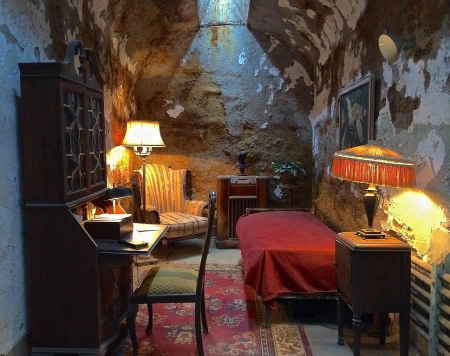 Al Capone Prison Room