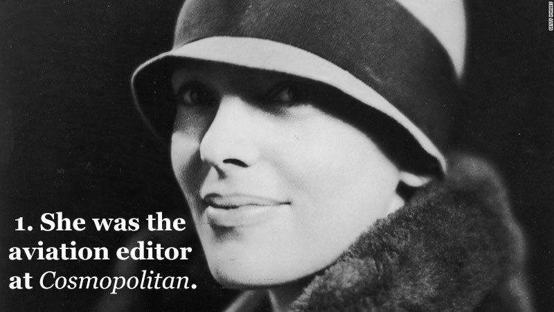 Amelia Earhart Facts Cosmopolitan