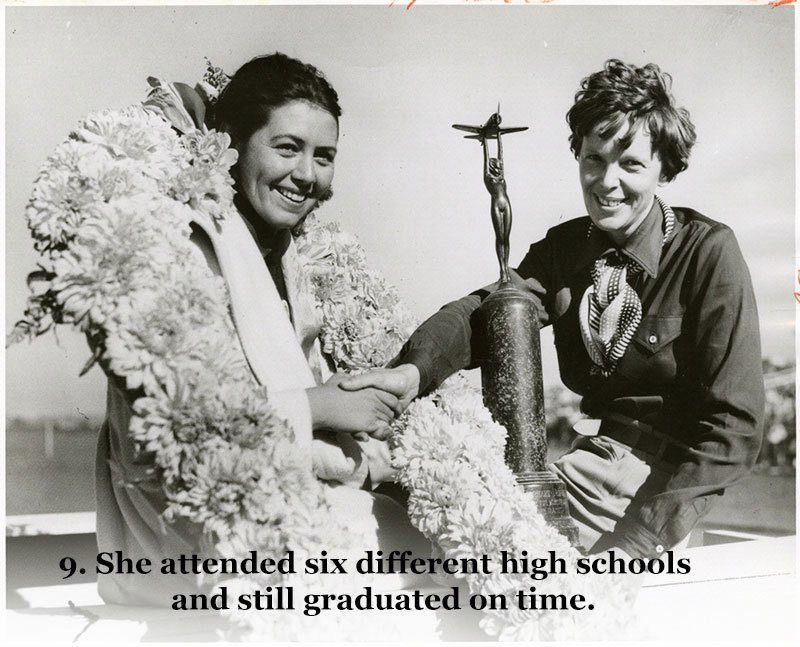 Betty Browning & Earhart