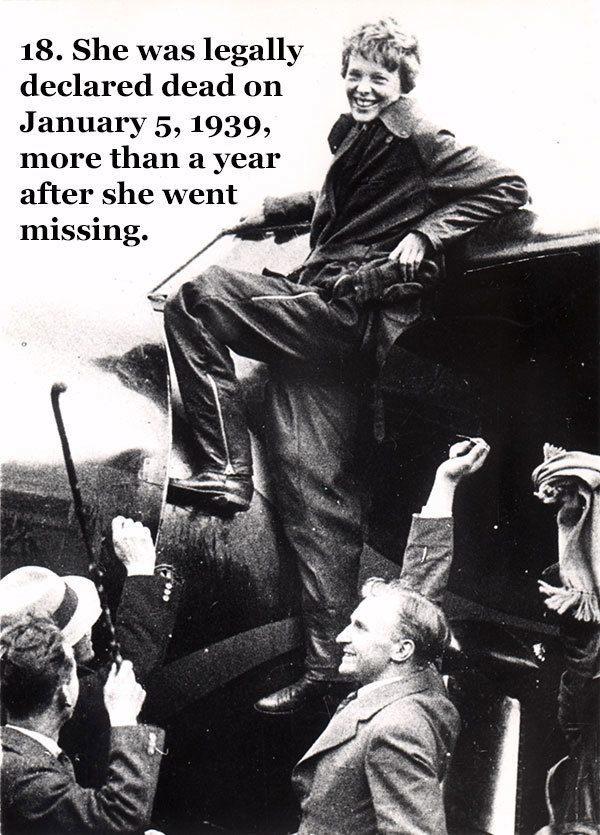Legacy of Amelia Earhart