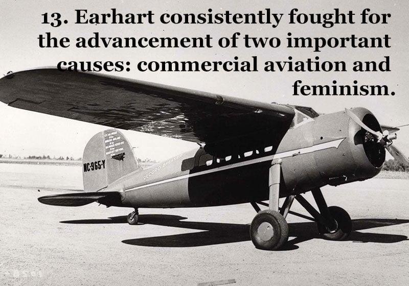 Amelia Earhart Feminist