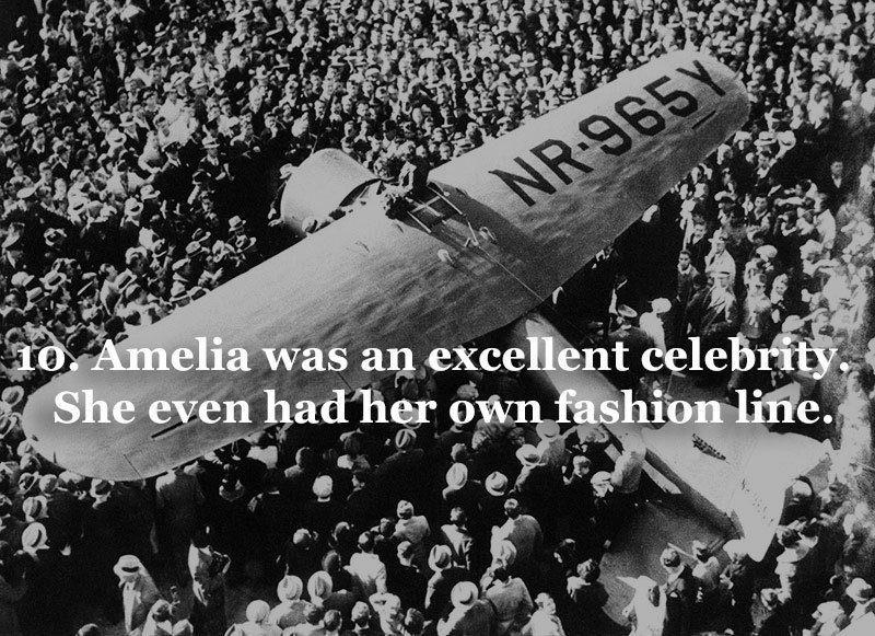 Lockheed Vega Earhart