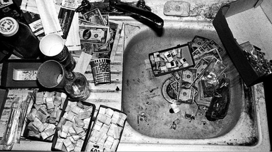 Apartment Of A Crack Dealer