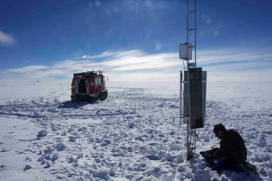 Concordia Station Scientific Experiments