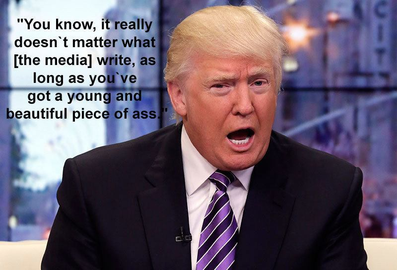 Sexist Quotes From Donald Trump