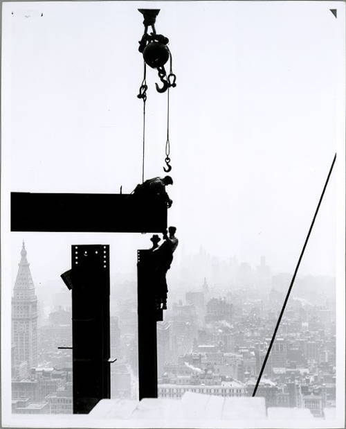 Empire State Building Workers