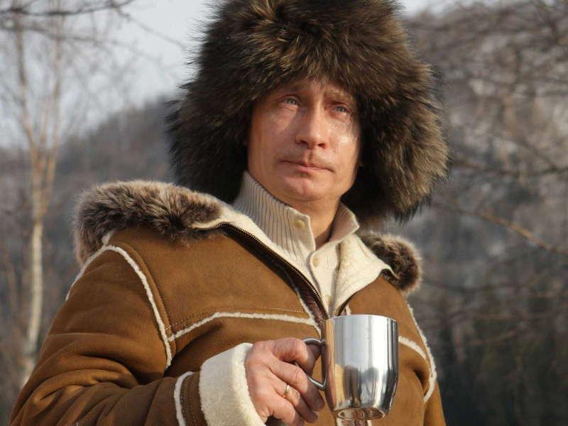 Glamorous Putin Karatash