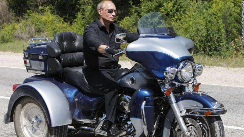Putin Three Wheeler