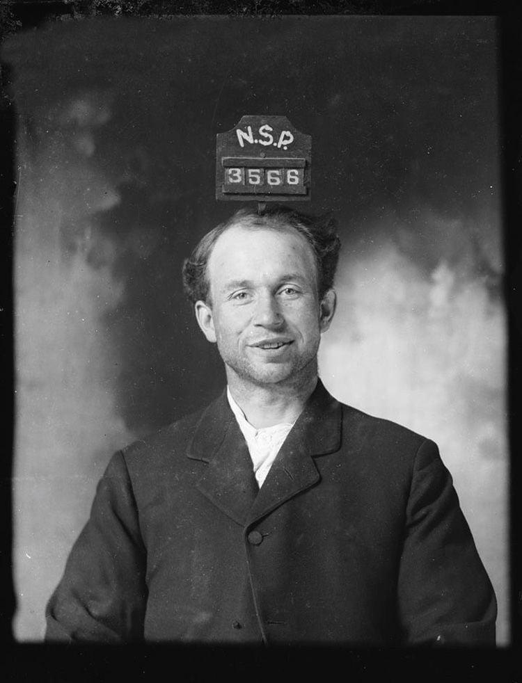 historic mugshots george ray