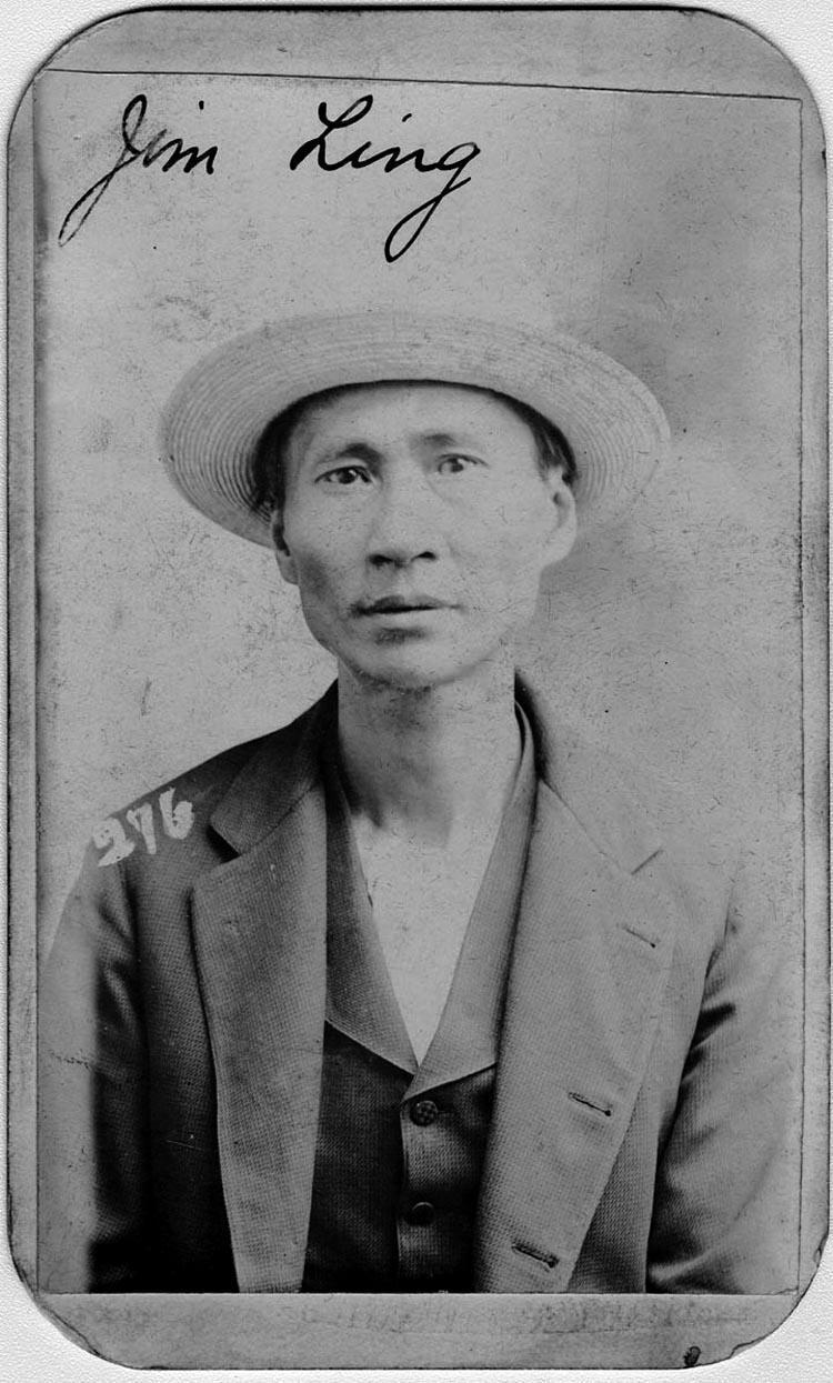 Jim Ling Mugshot