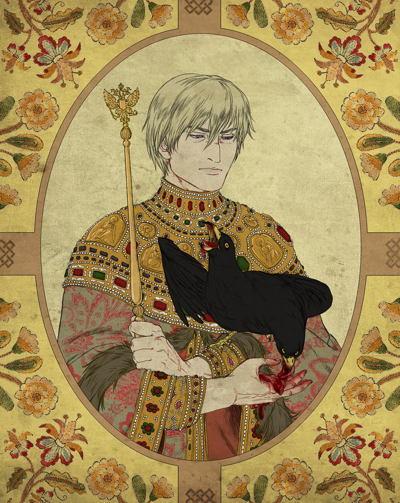 Ivan The Terrible Illustration