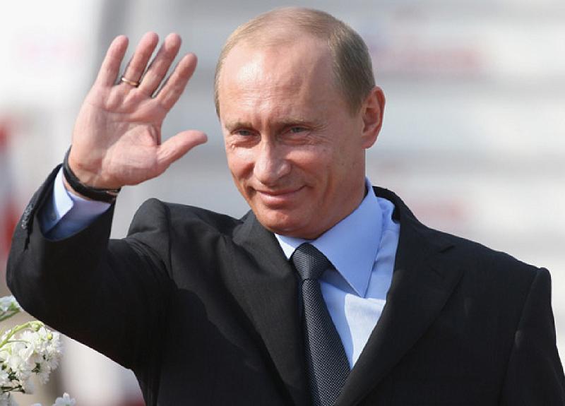 Ivan The Terrible Putin