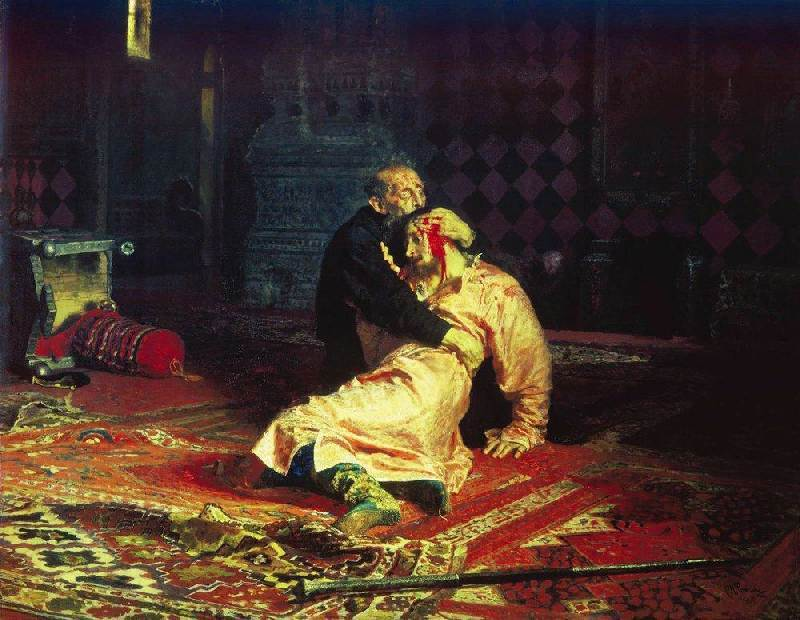 Ivan The Terrible Son
