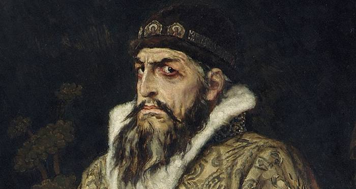 Ivan The Terrible Painting