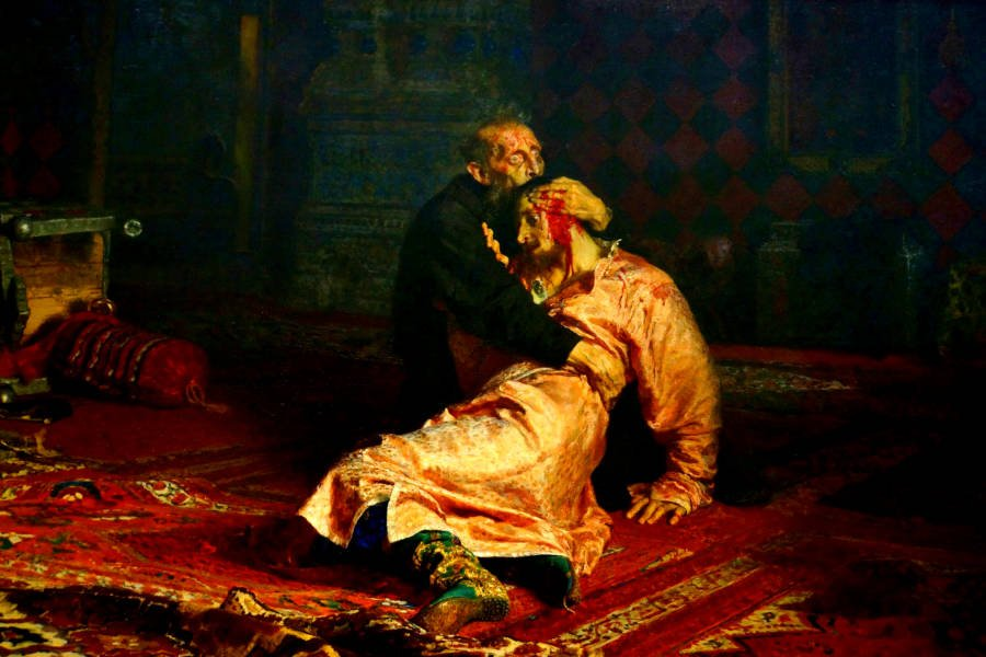 Ivan's Death