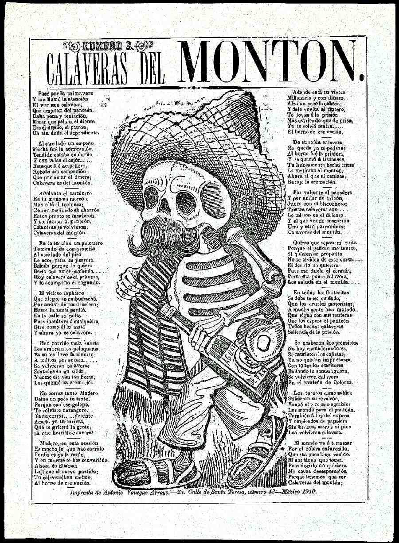 José Guadalupe Posada Art