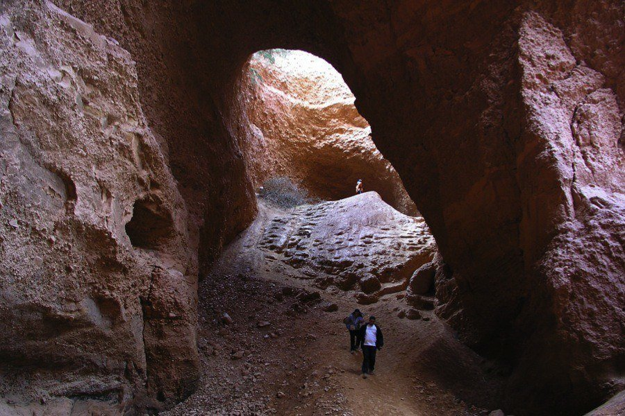 Ancient Tunnels In Spain