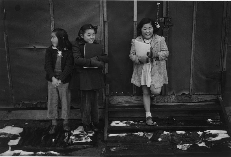 Manzanar Relocation Center School