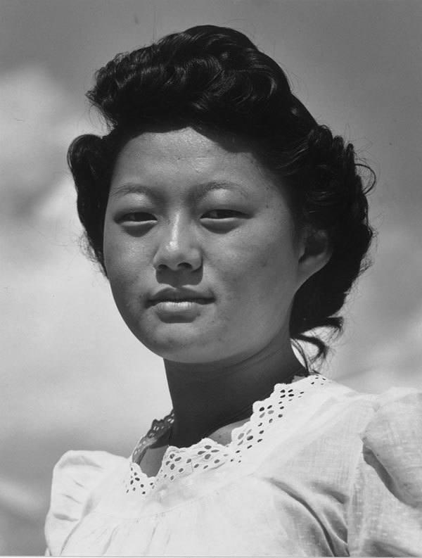 Manzanar Relocation Center Tetsuko Murajami