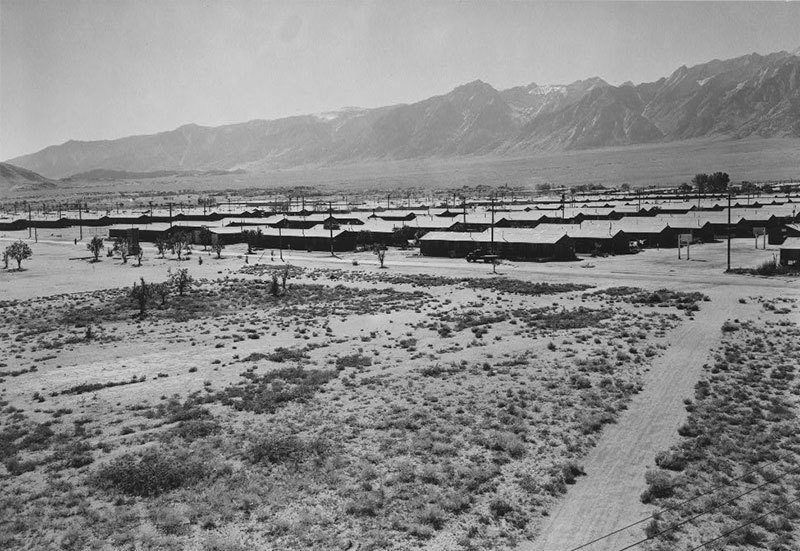 Manzanar Relocation Center