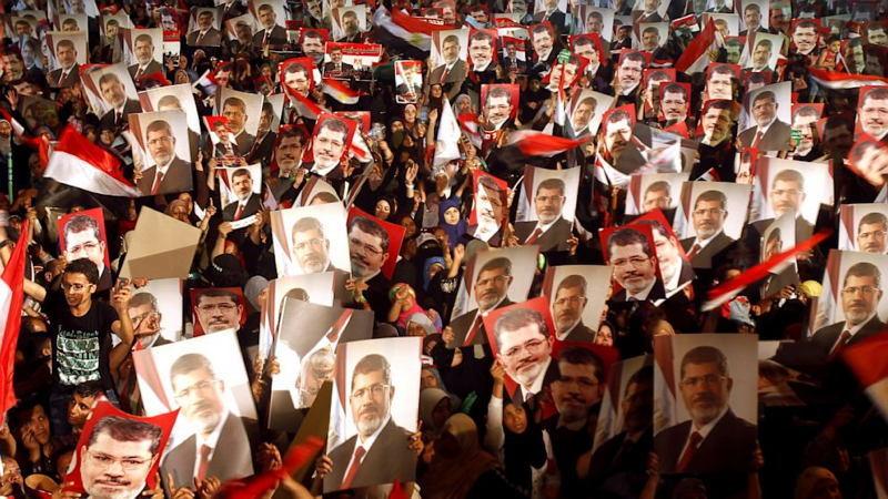 Morsi Ousted