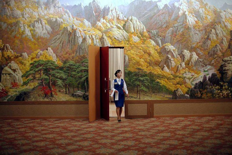 North Korean Resort