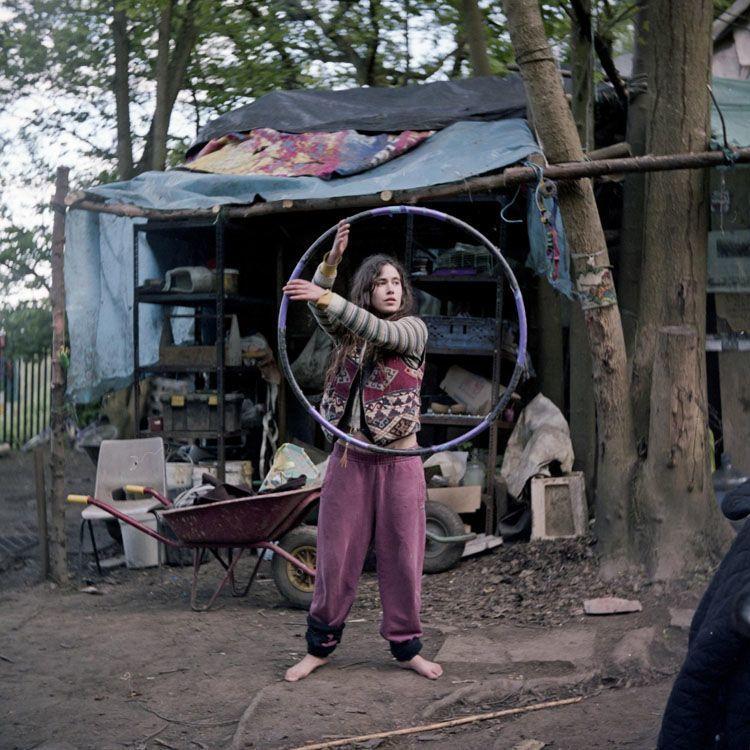 off the grid hula hoop