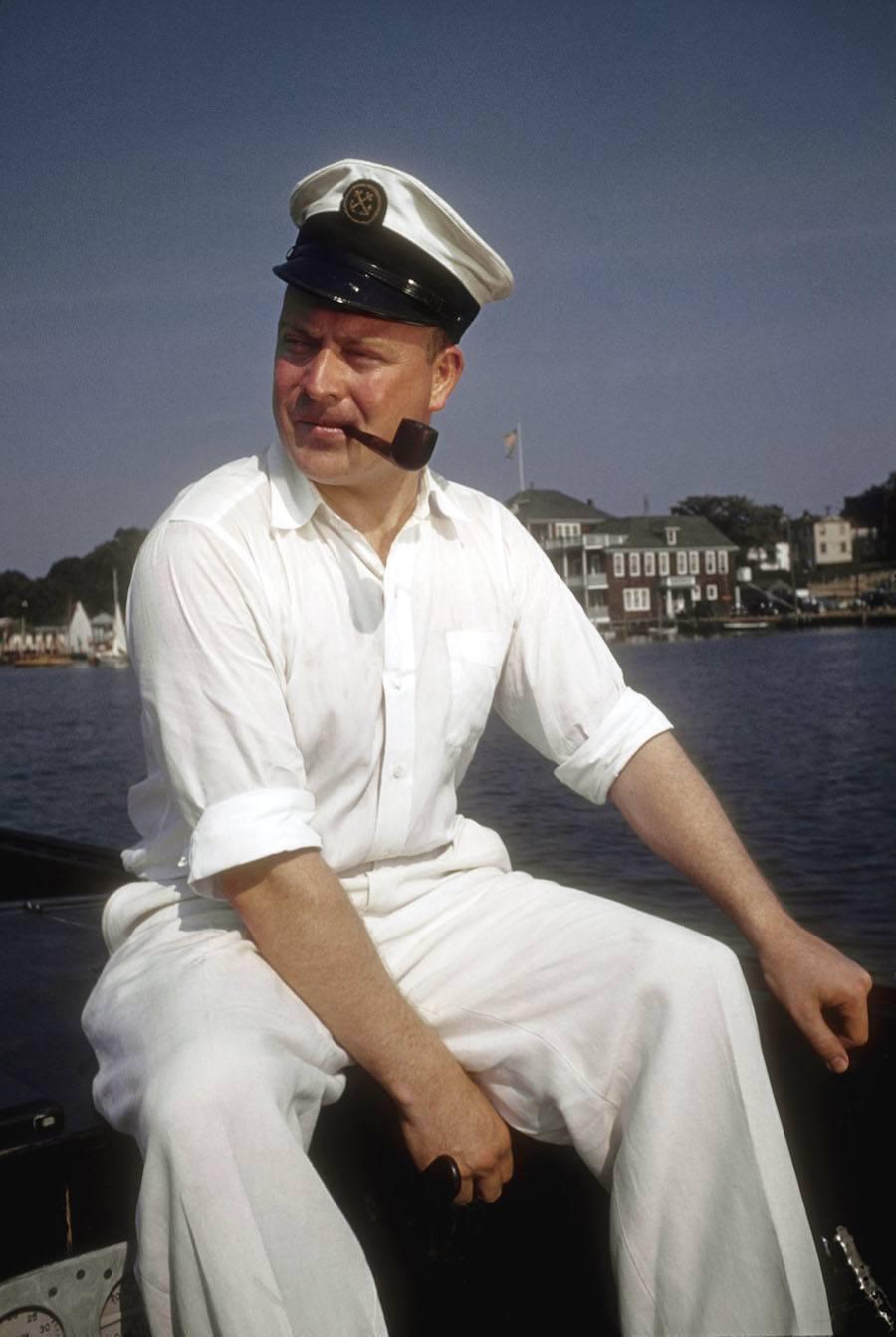 Original Mad Men Boating