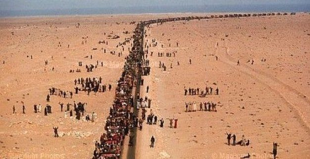 Polisario Green March