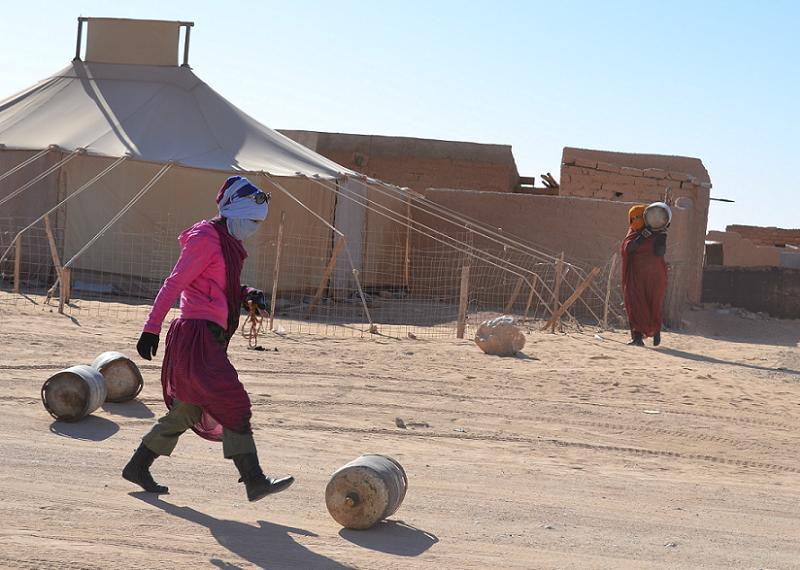 Polisario Kick Can