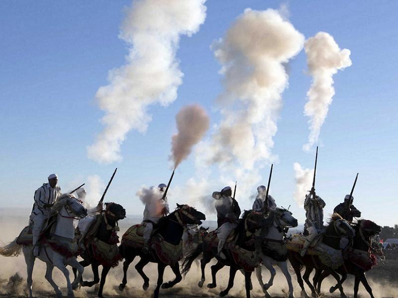 Polisario Cavalry