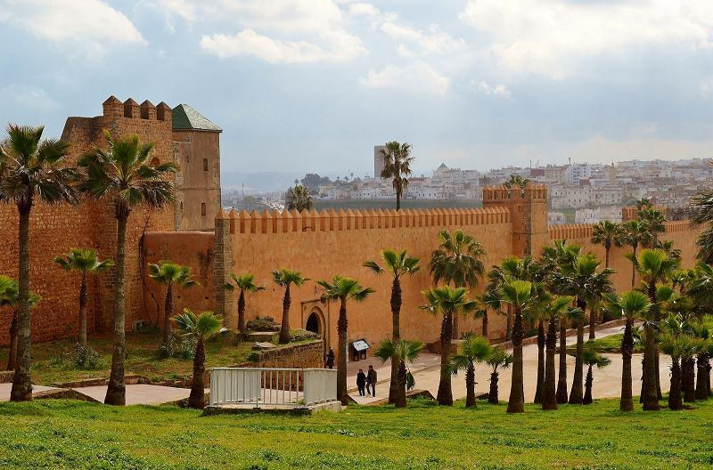 Polisario Morocco Palace
