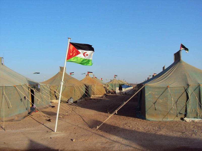 Polisario Tents