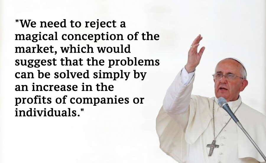 Pope Francis Background