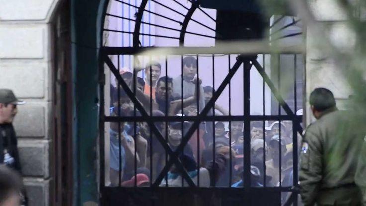 Strangest Prisons Riot