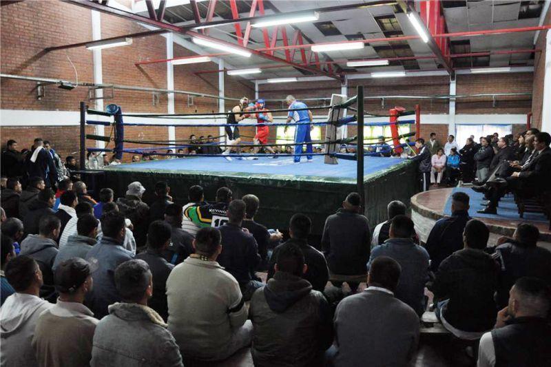 Strangest Prisons Chetumal Boxing