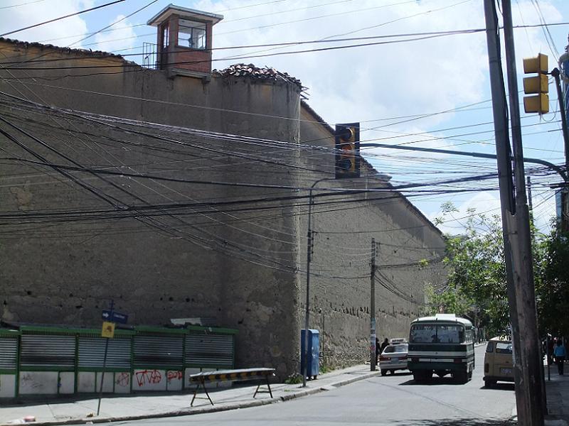 San Pedro Exterior