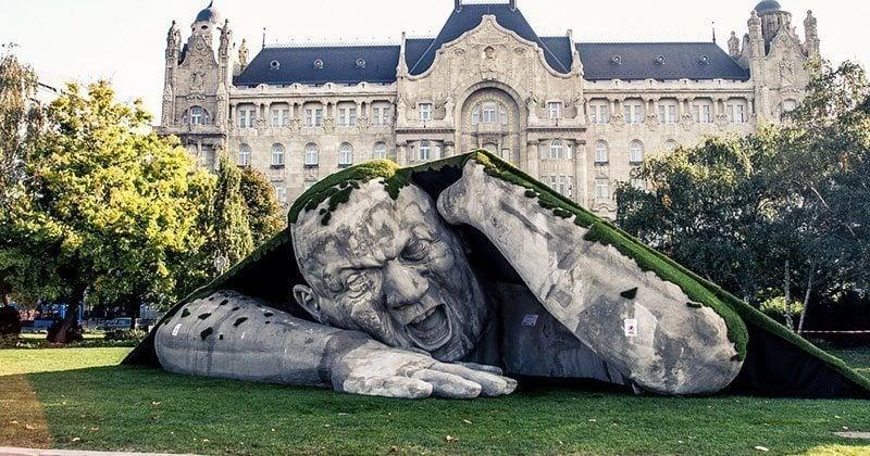 Public Art by Ervin Loranth Herve