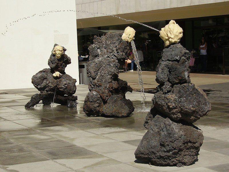 Klaus Weber Fountains