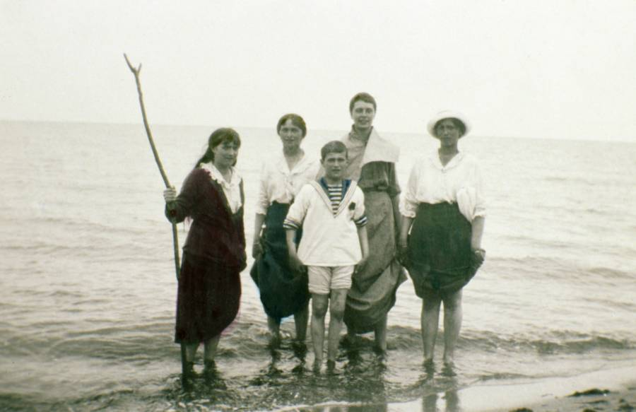 Romanov Family Beach
