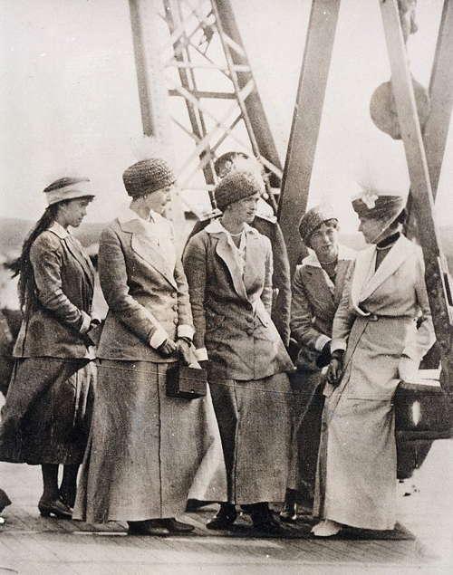 Romanov Last Days ATMO 1915