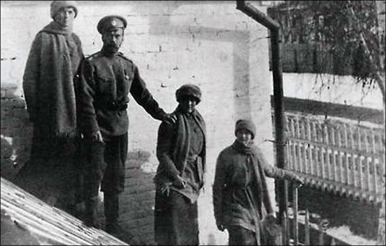 Romanov Last Days Tobolsk