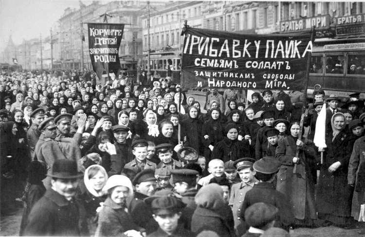 Romanovs Last Days Revolution