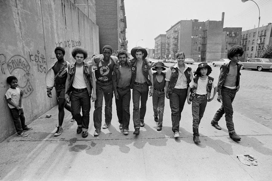 Savage Skulls Bronx 1979