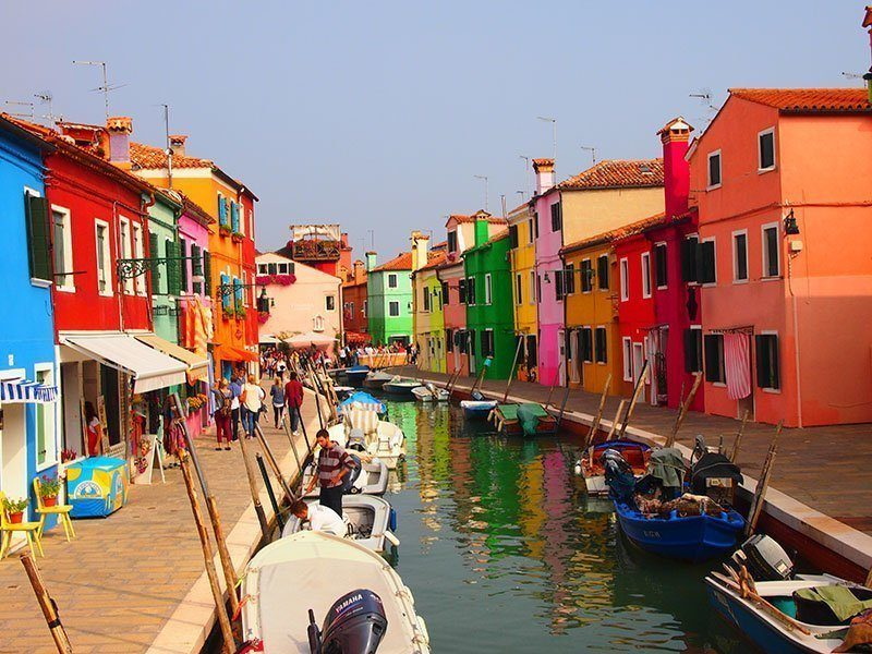 Burano, Italy Travel